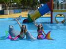 Certamen de Miss Sirena y Míster Tritón en Aqua Natura de Benidorm