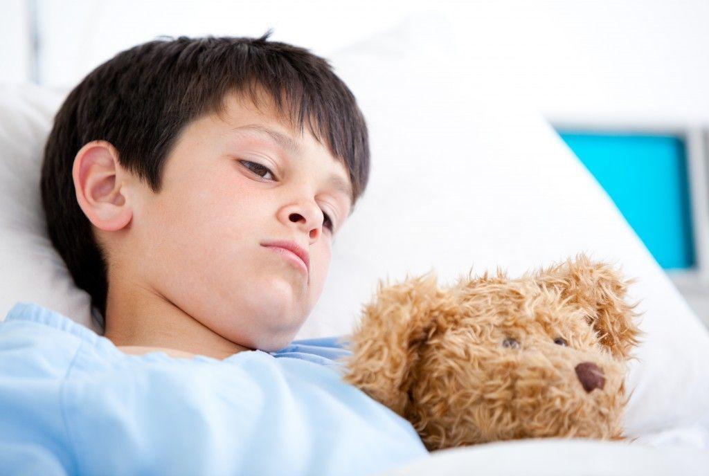 El dolor crónico infantil sigue sin tratarse debidamente