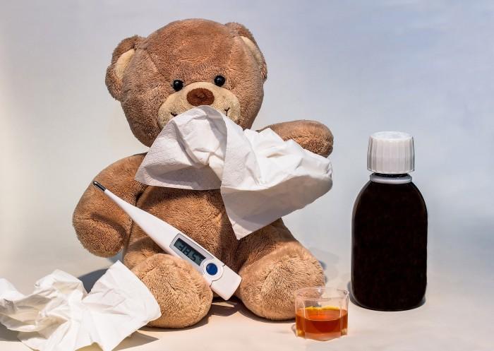 enfermedad y niños