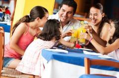 Niños repelentes en una cafetería de Logroño