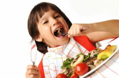 Niños obsesionados con el peso