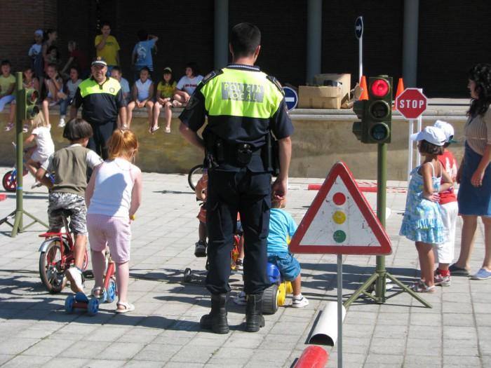 seguridad vial y niños