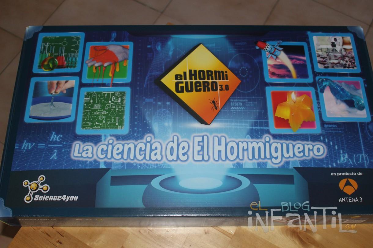 Aprendiendo a ser científicos: probamos el juego de El Hormiguero y os regalamos uno