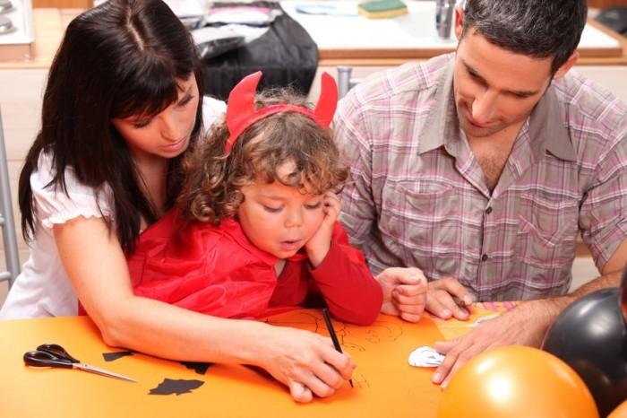 Halloween con niños: actividades para hacer en casa