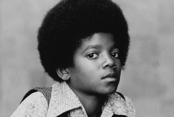 Michael Jackson niño