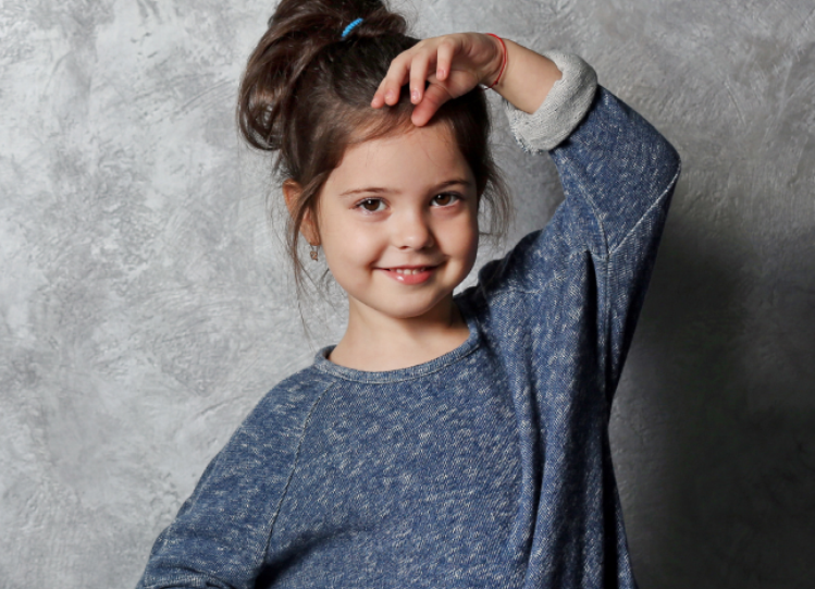 Casting de moda infantil en Espacio León