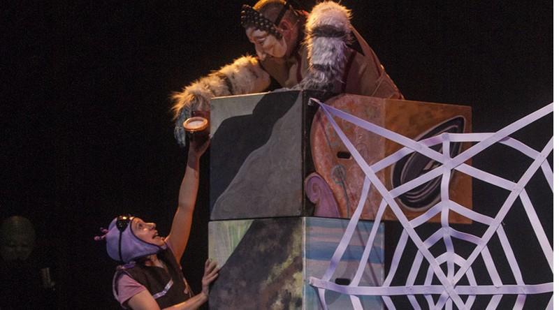 Teatro Gurdulú: programación infantil para noviembre 2017