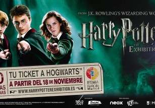 Harry Potter, The Exhibition llega a Madrid