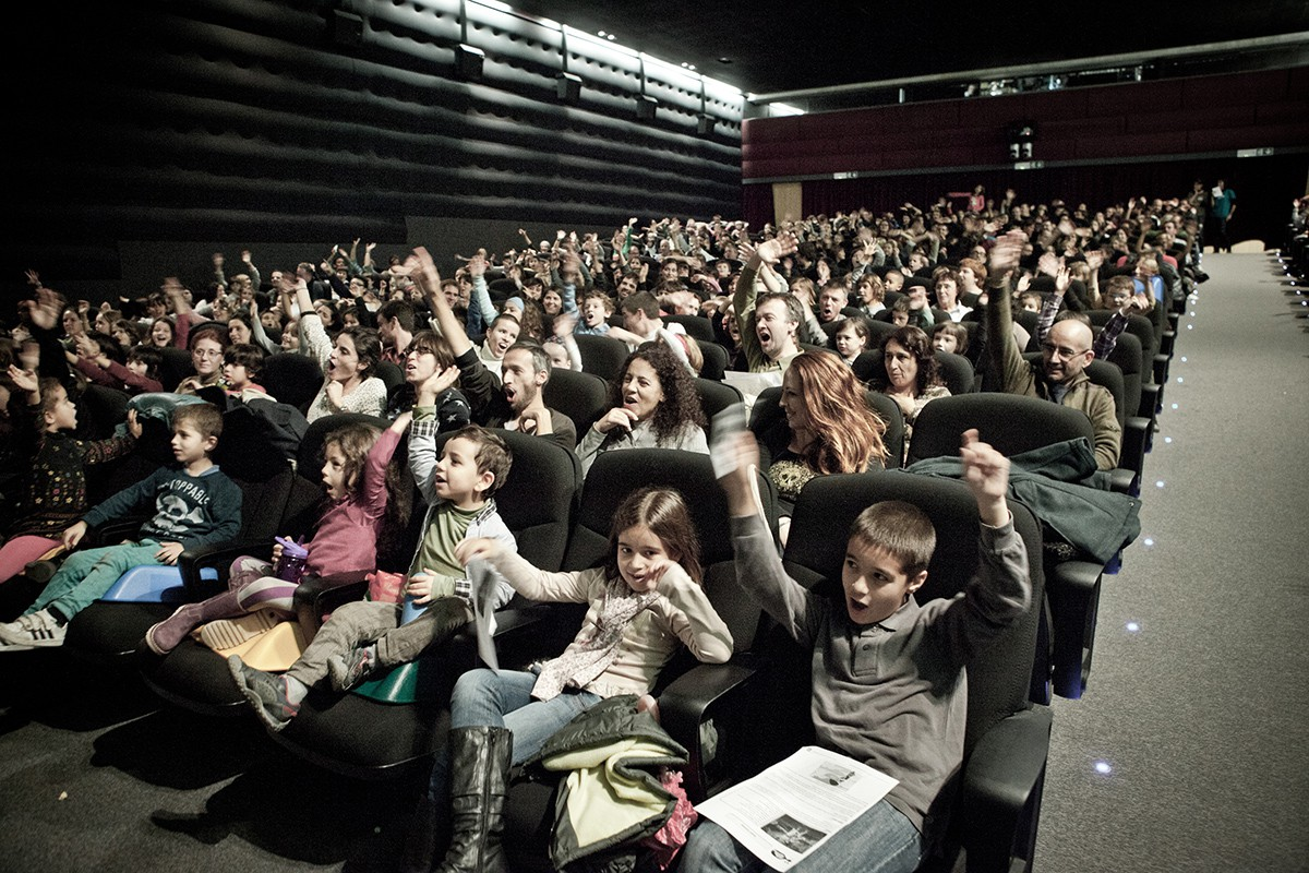 Mi Primer Festival de Cine llega a Madrid