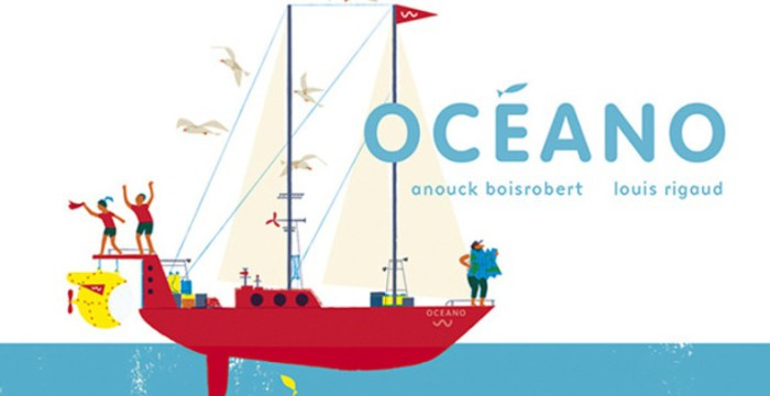Oceano libro infantil
