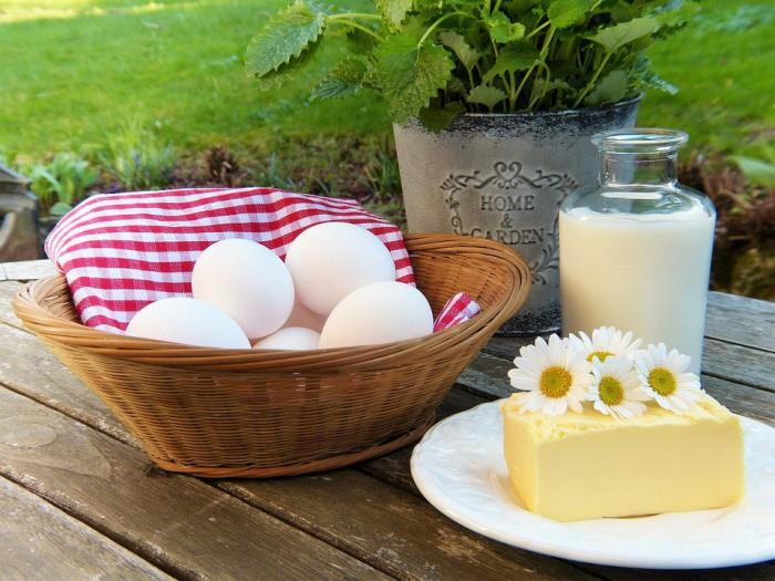 Alimentos que aportan calcio a nuestros niños