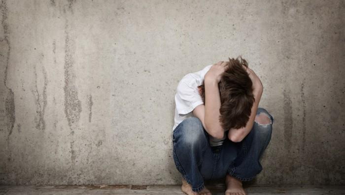 maltrato infantil en casa