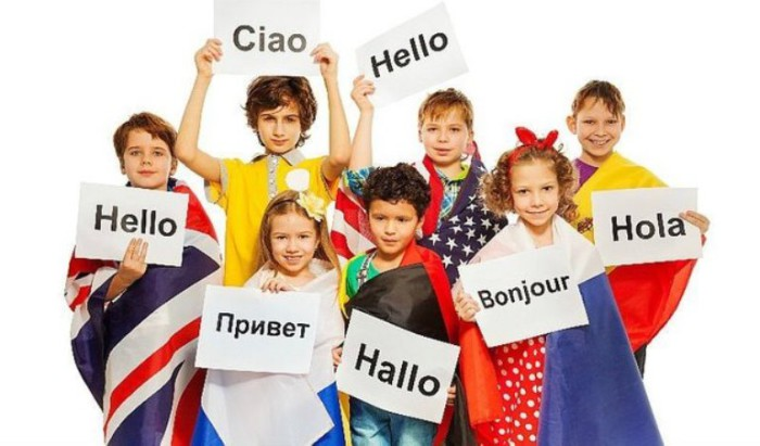niños bilingues