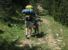 Rutas de senderismo con niños en otoño