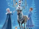 El cortometraje Frozen: una aventura de Olaf se estrena este fin de semana