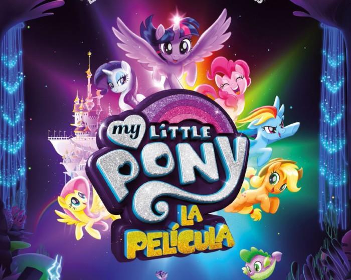 My Little Ponny la película