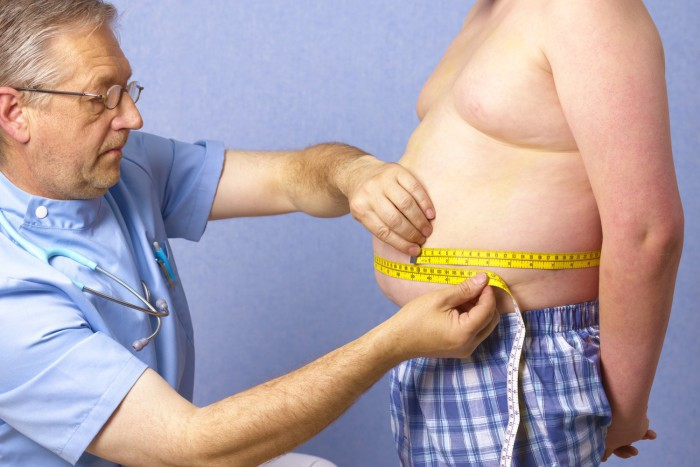 problemas de cadera y rodilla y obesidad