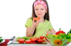 La verdura reduce los brotes de esclerosis múltiple infantil