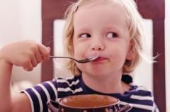 Nutrición infantil: Alimentos ricos en cobre