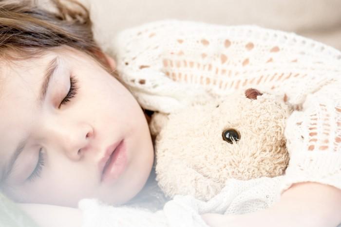 niño durmiendo