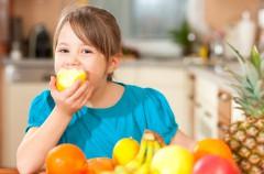 Niños bien alimentados, niños más felices