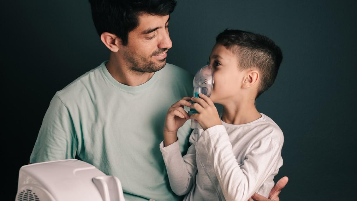 Los niños asmáticos y la gripe, mayor riesgo de hospitalización
