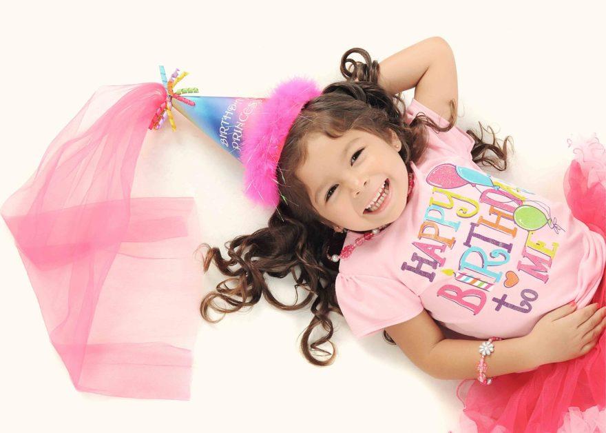 Celebracion De Cumpleanos Infantil