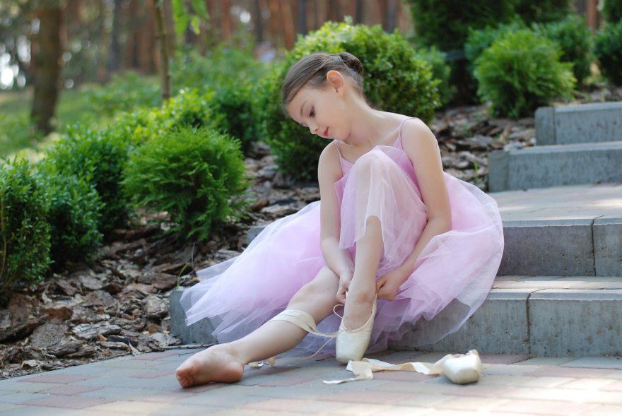 Ballet En La Infancia