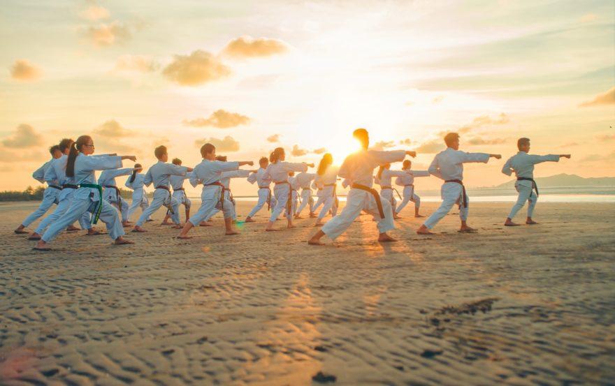 Karate Para Ninos Y Ninas