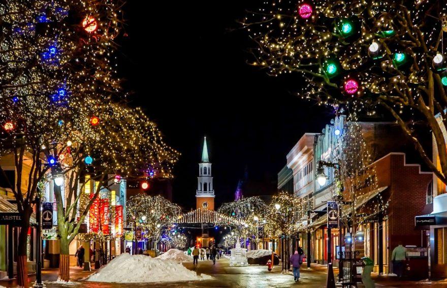 Viajar Navidad Ninos