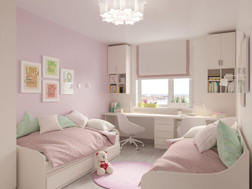 Dormitorio Infantil Decorado