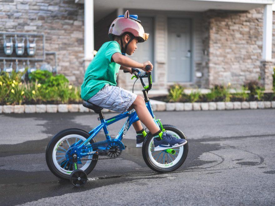 Bicicleta Para Ninos