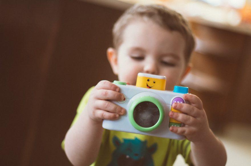 Camara De Fotos Infantil