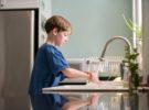 Lavarse las manos: beneficios de este hábito en los niños