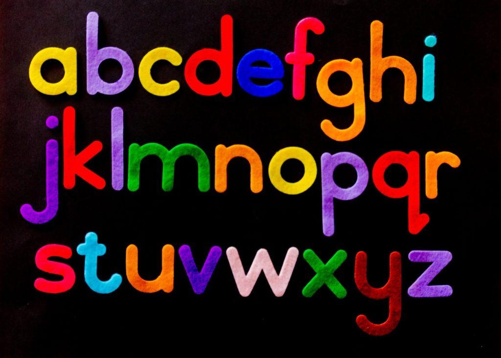 Enumerar Las Silabas