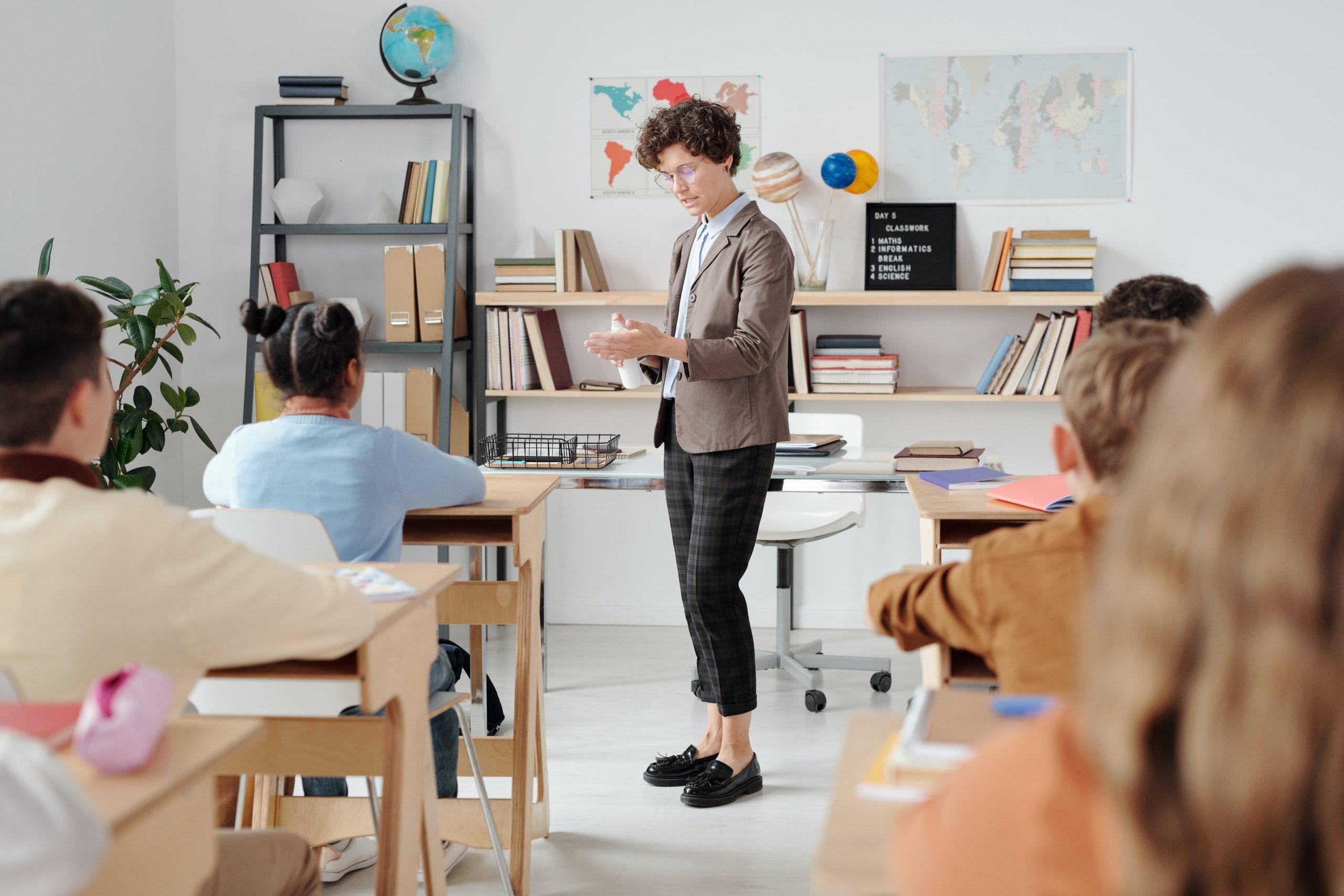 Acoso Escolar En La Escuela