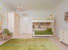 Dormitorios infantiles: 6 ideas para diferenciar cada zona