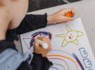 5 razones para enmarcar los dibujos de los niños