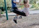 Juegos divertidos para jugar con niños en parque