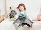 8 ideas para fomentar la lectura en los niños durante un viaje
