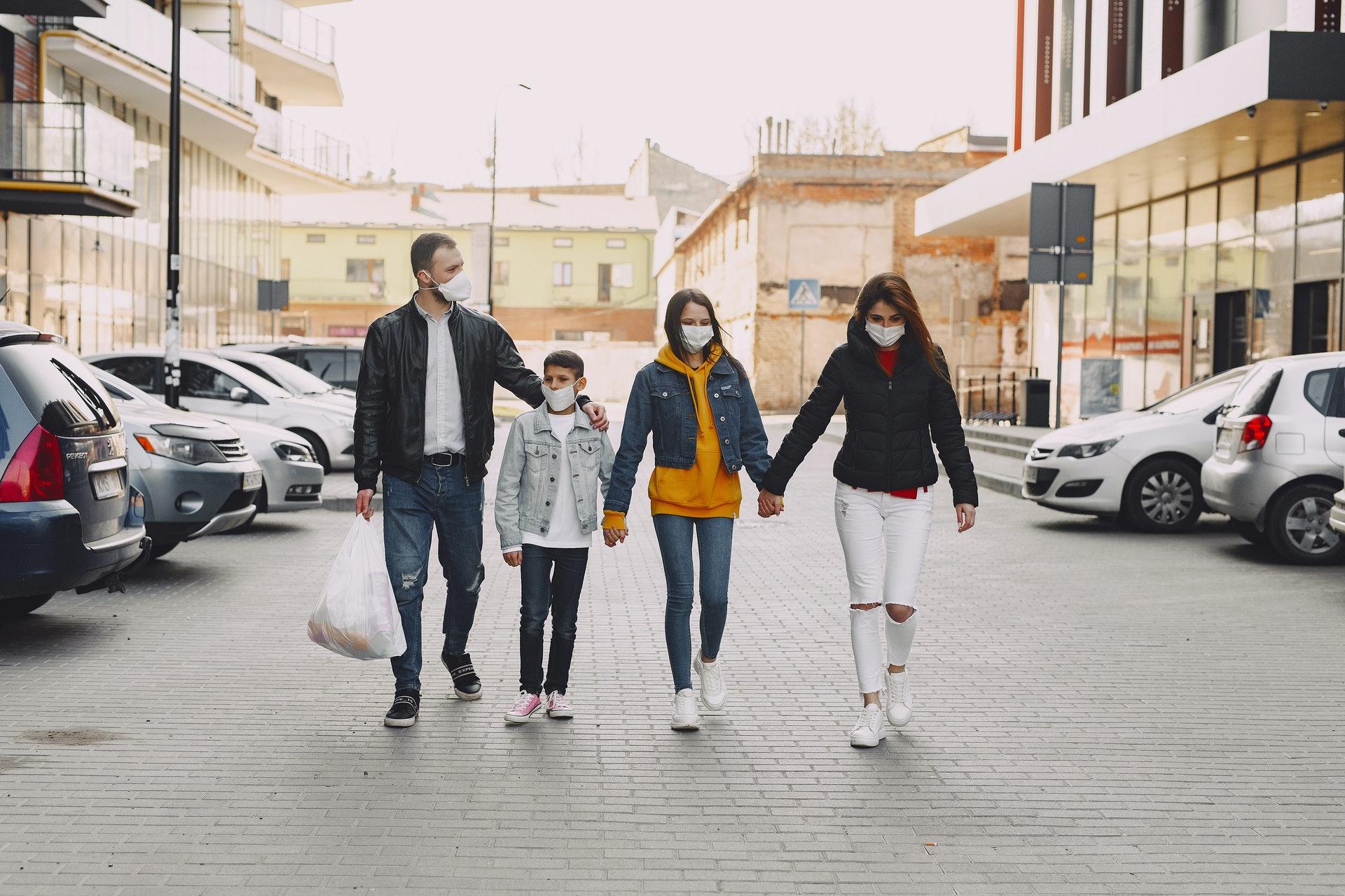 Caminar En La Ciudad