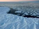 El calentamiento de la Antártida