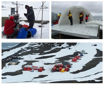 Base Juan Carlos I - Isla Livingston - Antártida