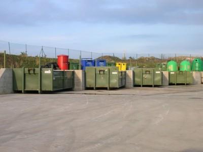 Localización de puntos limpios de reciclaje