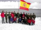 20 años de la base española en la Antártida