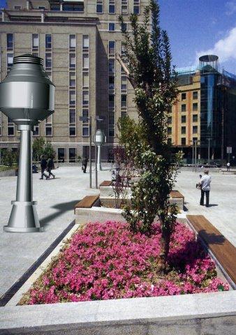 El primer árbol artificial del mundo