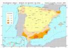 La península ibérica también tiene peligro de terremotos