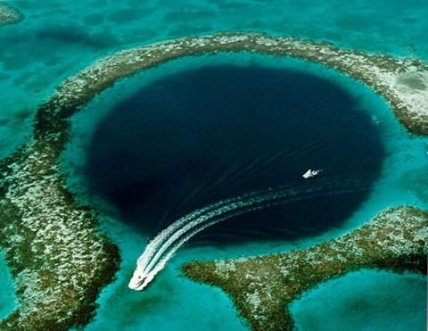 Gran Barrera de Coral de Belice