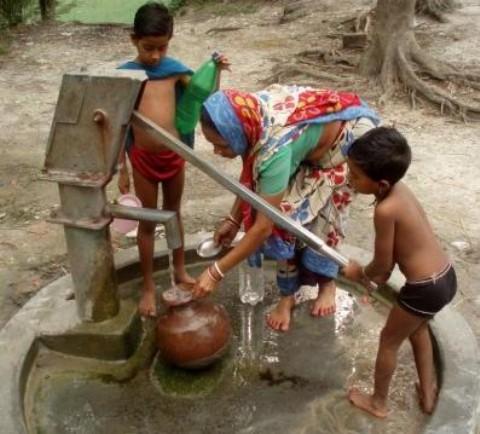 Envenenamiento natural del agua subterránea