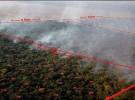 El Amazonas es incendiado intencionalmente por científicos
